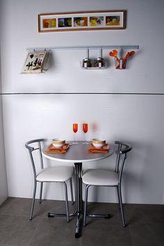 Las 32 mejores imágenes de Mesa o barra? en 2013 | Cocina Comedor ...