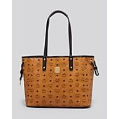 MCM Tote - Visetos Shopper Project Reversible..I think MCM is making a comeback..I like it