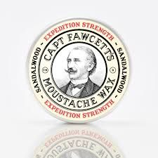 "Cera para Bigote ""Captain Fawcett's Expedition Strength Moustache Wax"" Shaving Tips, Wet Shaving, Beard No Mustache, Moustache, Beard Wax, Straight Razor Shaving, Advanced Skin Care, Sandalwood Essential Oil, Moustaches"