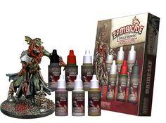 El Descanso del Escriba: Zombicide Green Horde paint set en pre-venta (The ...