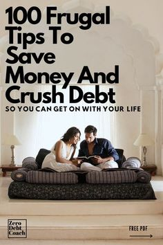 "Getting control of your money and getting out of debt can be two overwhelming steps in a challenging process. This list is meant to help you get the money-saving idea juices flowing. Once you're ""in the flow"" it's much easier to organize your finances, get on a written budget and eliminate debt. Ways To Save Money, Money Tips, Money Saving Tips, Thing 1, Business Tips, Business Motivation, Early Retirement, Budgeting Money, Frugal Tips"