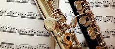 Flute piccolo music musician