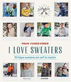 Boek I love sweaters €22.5