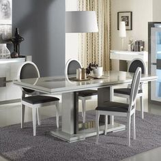 Bought this table, but not the manky chairs