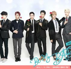 B.A.P to pre-release 'B.A.B.Y' during their fanmeeting   allkpop.com