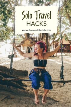 31 Solo Travel Hacks - Hopsoctch the Globe Planning a solo trip? Here are 31 Solo Travel Hacks to help prepare you and turn you into the ultimate solo traveler. Best Solo Travel Destinations, Solo Travel Tips, Travel Blog, Packing Tips For Travel, Travel Advice, Travel Hacks, Traveling Tips, Budget Travel, Missouri