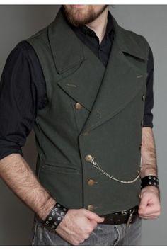 Free Pattern? Flynn Rider vest …