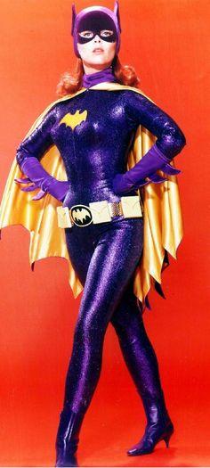 Yvonne Craig. Great Batgirl (my favorite) Lousy Barbara Gordon.