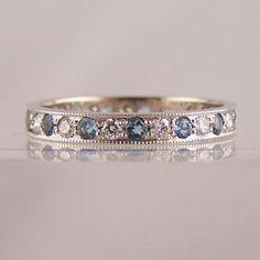 Types of diamond setting in eternity wedding rings - Ring Jewellery Cool Wedding Rings, Wedding Ring Designs, Wedding Bands, Wedding Types, Quirky Wedding, Wedding Ideas, Wedding Decor, Shop Engagement Rings, Engagement Ring Settings