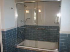 Full shower door