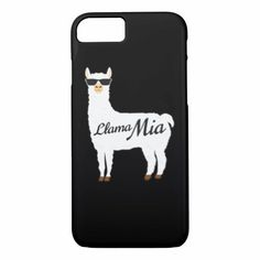 Llama Mia Mama Mia Best Gift For Alpaca Lovers iPhone Case - Did you know Llama's and Alpaca's are symbols of perseverance strength communication and confidence which leads to success? Llama Pajamas, Funny Pajamas, Best Pajamas, Funny Llama Pictures, Alpaca Pictures, Cute Llama, Llama Llama, Alpaca Gifts, Llama Print