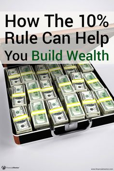 Building wealth requires more effort than most people are willing to put into it. Most people fail because they only make of the effort. If you want to have financial success, you have to be willing to put the extra 10 percent in. Here's how to sta Financial Success, Financial Literacy, Financial Peace, Success Mindset, Money Tips, Money Saving Tips, Saving Ideas, Make Money Online, How To Make Money