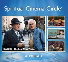 """""""The Last New Yorker"""": a sweet, don't-miss inspirational film. FREE trial membership: 10mc.org/movies2"""