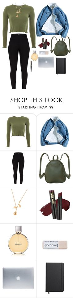 """""""Day 2"""" by triz01 on Polyvore featuring Topshop, Humble Chic, L.A. Girl, Chanel, Incase, Shinola and Cartier"""