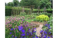 Askham Hall Kitchen Garden