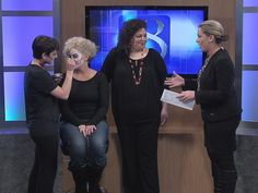 Our Lafayette campus was featured on WLFI, News 18 yesterday, they showed viewers how to do some last minute looks for #Halloween!
