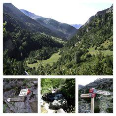 Subiendo hacia el refugio de Respomuso. #Huesca #Pirineos