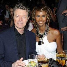 David Bowie and Iman via rottentomatoes.com/quiz/famous-couples