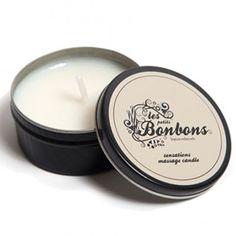 Petit BonBon Massage Candle by Bijoux Indiscrets