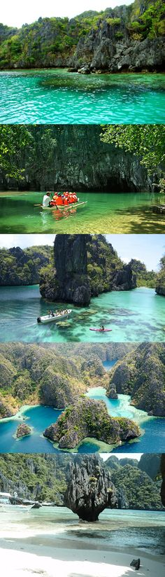 the puerto princesa subterranean river national park, philippines