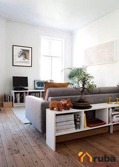 Que te parece una decoración en colores neutros para tu sala? Aquí una idea de como lograrlo ¿Qué te parece? Haz esto en tu #HabitaciónRuba SI quieres encontrar otras ideas de decoración de sala en colores neutros te dejamos: http://inspirahogar.com/decoracion/salas/los-mejores-colores-para-salas/