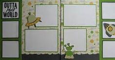 cricut scrapbook layouts - Bing Images