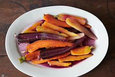 Good carrots need little more than butter, honey, and some time on the stove. Here's how Alice Waters makes hers.