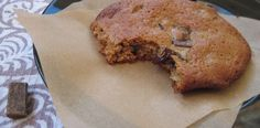 Oldie but a Goodie: Giant Vanilla Bean Chocolate Chunk Cookies (nut-free)