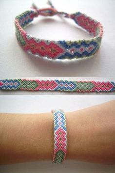Love this bracelet, and now I learned how to make it!