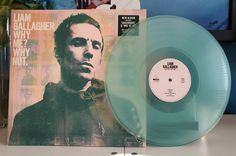 Addiction to VinylさんはInstagramを利用しています:「Liam Gallagher - Why Me? Why Not. - Ltd Edt Translucent Bottle Green Vinyl Album in Gatefold Sleeve. @liamgallagher @oasis #liamgallagher…」 Liam Gallagher, Pretty Green, Album, Bottle, Instagram, Flask, Jars, Card Book
