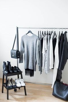 13 wardrobe essentials | Basic Apparel