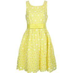 P.A.R.O.S.H 'Twiggy' dress (5,490 CNY) found on Polyvore  embroidered dresses 绣花连衣裙 20130313
