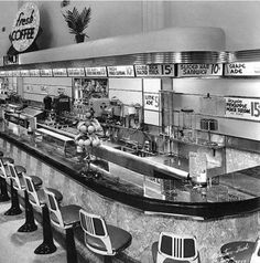 Woolworth Lunch Counter. Great food, great prices