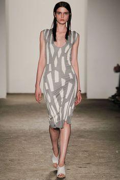 Zero + Maria Cornejo Spring 2013 Ready-to-Wear Collection Slideshow on Style.com