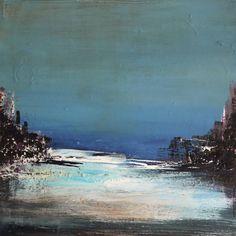Aqua by David K Ridley | Artfinder £550