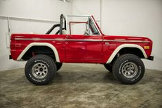 1974 Ford Bronco  Maintenance/restoration of old/vintage vehicles: the material for new cogs/casters/gears/pads could be cast polyamide which I (Cast polyamide) can produce. My contact: tatjana.alic@windowslive.com