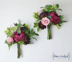 Wedding Flowers Bridesmaid Bouquet Wedding Bouquet Silk