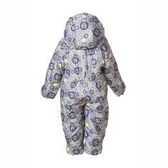 картинка MaZima. Весенний комбинезон для малышей S28301 GREY (unisex) магазин Одежда+ являющийся официальным дистрибьютором в России
