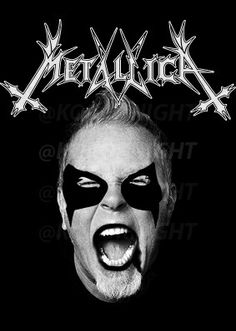 #metallica #hardwired  #manunkind #mayhem Enter Sandman, Robert Trujillo, Master Of Puppets, Dave Mustaine, James Hetfield, Punk, Best Albums, Music Pictures, Thrash Metal