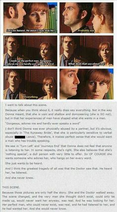 I Just Realise i'm Just like Donna Noble