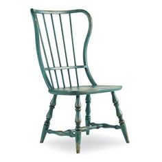 Lowest price online on all Hooker Furniture Sanctuary Spindle Dining Chair in…