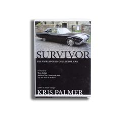 """""""Survivor"""" is the first book to celebrate the trend of preserving rather than restoring our collective automotive heritage. This volume explores the issues and challenges that confront the non-restorer, whether the vehicle is 'display only' or will see regular use over unlimited miles."""