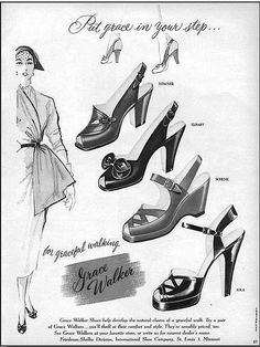 54 best fashion images vintage fashion vintage outfits 1950s shoes 1950s Lady Shoe related image