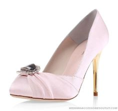 Rhinestone Crystal Banquet Shoes