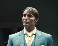 The Suits & Ties of Dr. Hannibal Lecter (NBC TV Show)