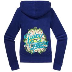 Juicy Couture Original Jacket in Paradise Terry ($90)