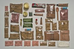Australian Army ration pack. Army ration packs – in pictures We take a look at the contents of army ration packs from different nations