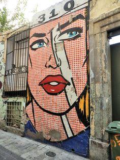 Zaragoza (Spain) Street Art 9 - 2014