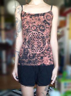 Mandala T Shirt, Flower Of Life, Tankini, Etsy Shop, Swimwear, Style, Fashion, Bathing Suits, Swag