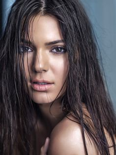 "Kendall Jenner Total Nude Photoshoot For ""Angel"" By Russell James"